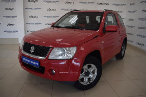 Suzuki Grand Vitara 1.6 MT AWD (106 л. с.)