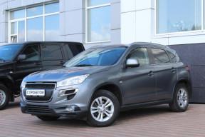 Peugeot 4008 2.0 CVT 4WD (150 л. с.)