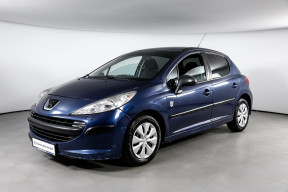 Peugeot 207 1.4 AMT (88 л.с.)