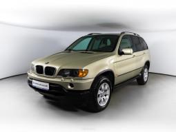 BMW X5 3.0 AT (231л.с.) 4WD