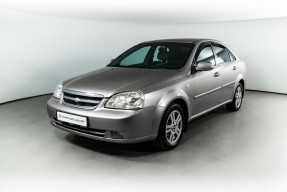 Chevrolet Lacetti 1.6 AT (109 л. с.)