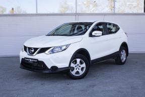 Nissan Qashqai 2.0 MT (144 л. с.)