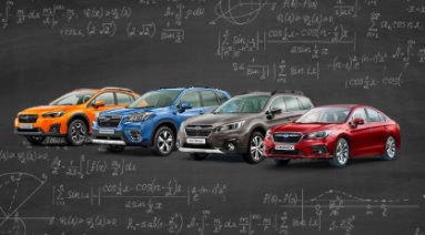 Программа Subaru Drive - кредит от 5,0%