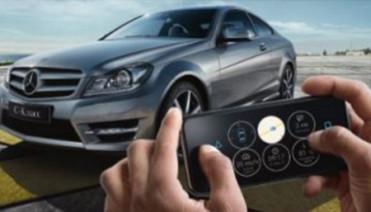 Установите связь с Вашим Mercedes-Benz