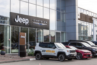 Jeep RENEGADE 2.4 AT 4x4 (175 л.с.) Trailhawk