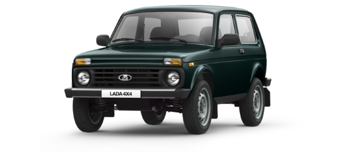 LADA 4x4 3 дв. 1.7 MT 8 кл. (Евро-4) (83 л. с.) Luxe Кондиционер