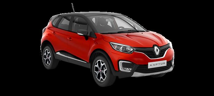 Renault Kaptur 2.0 AT (143 л. с.) Play