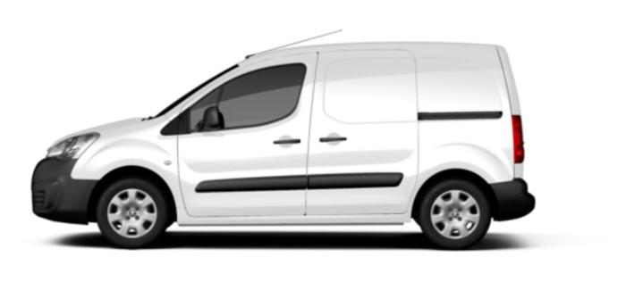 Peugeot Partner Фургон 1.6 MT L1 (110 л. с.) Стандарт