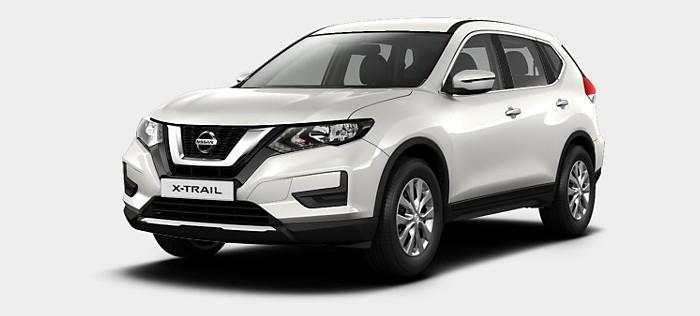Nissan Новый X-Trail 2.0 CVT AWD (144 л.с.) SE+