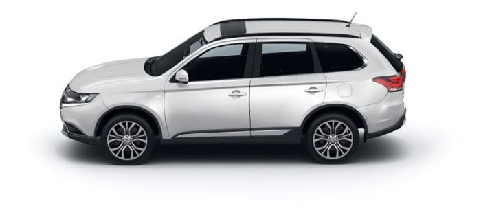 Mitsubishi Обновленный Outlander 2.0 CVT 4WD (146 л.с.) Instyle
