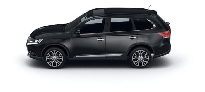 Mitsubishi Обновленный Outlander 2.0 CVT (146 л.с.) Invite 2WD