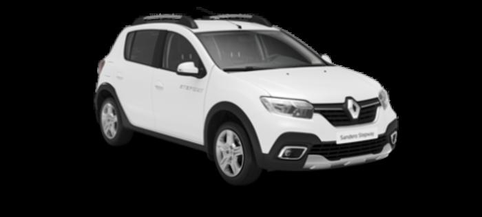 Renault Новый Sandero Stepway 1.6 MT (82 л.с.) Life