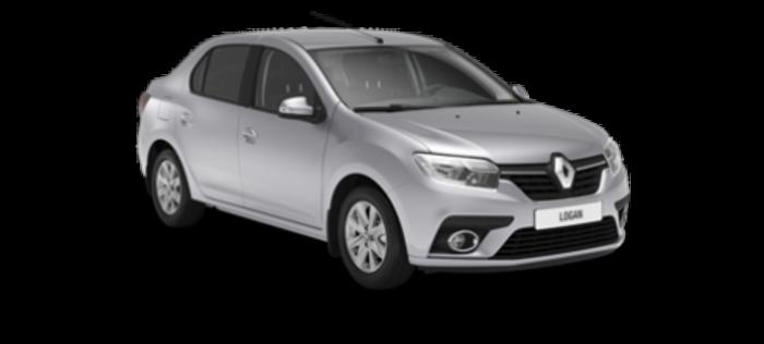 Renault Новый Logan 1.6 AT (102 л.с.) Life