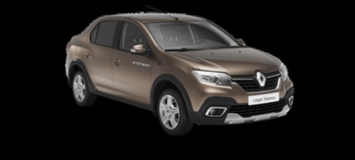 Renault Logan Stepway 1.6 MT (113 л.с.) Drive