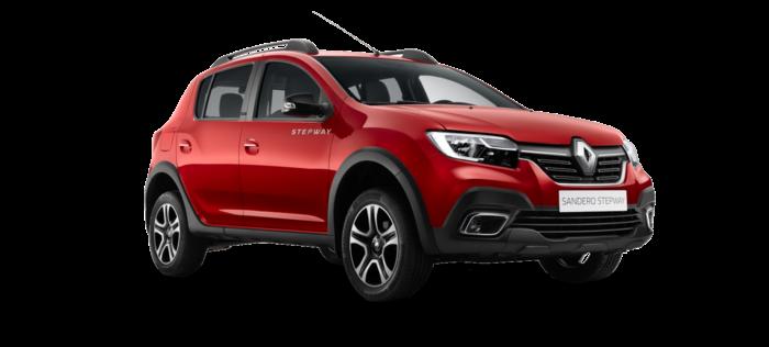Renault Sandero Stepway City 1.6 CVT (113 л.с.) Life