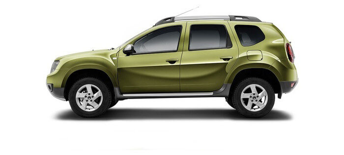 Renault Duster 1.6 MT (114 л. с.) Expression