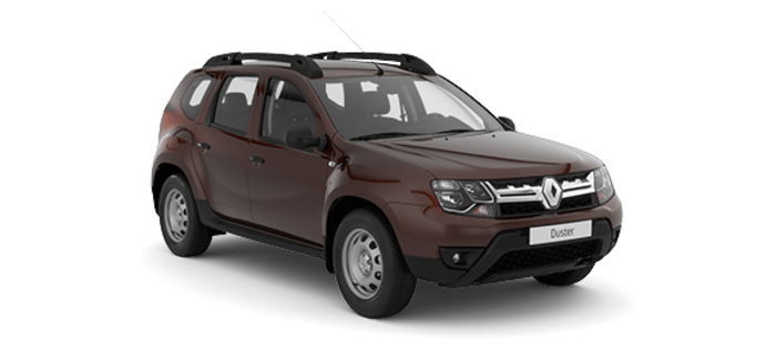 Renault Duster 2.0 AT 4x4 (143 л. с.) Dakar Black Edition