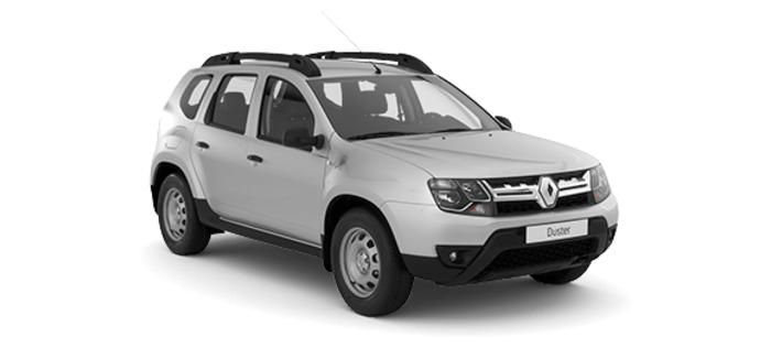 Renault Duster 2.0 MT 4x4 (143 л. с.) Adventure