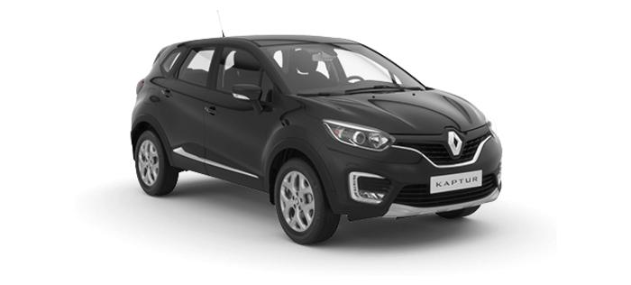 Renault Kaptur 2.0 MT (143 л. с.) Extreme