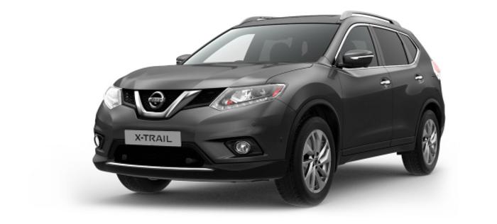 Nissan X-Trail 2.0 CVT 4WD (144 л. с.) LE Yandex