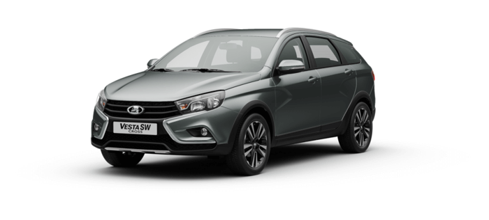 LADA Vesta SW Cross 1.6 MT (106 л.с.) Comfort