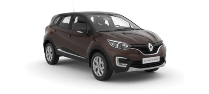 Renault Kaptur 2.0 MT (143 л. с.) Style
