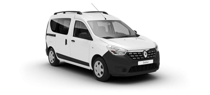 Renault Dokker 1.5 dCi MT (90 л.с.) Drive