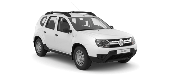 Renault Duster 1.6 MT 4x4 (114 л. с.) Life