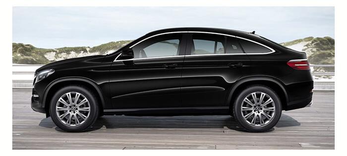 Mercedes-Benz GLE купе 400 4MATIC 9G-TRONIC (333 л. с.) Особая серия