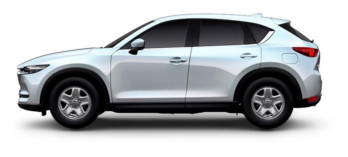 Mazda CX-5 2.0 AT AWD (150 л.с.) Active