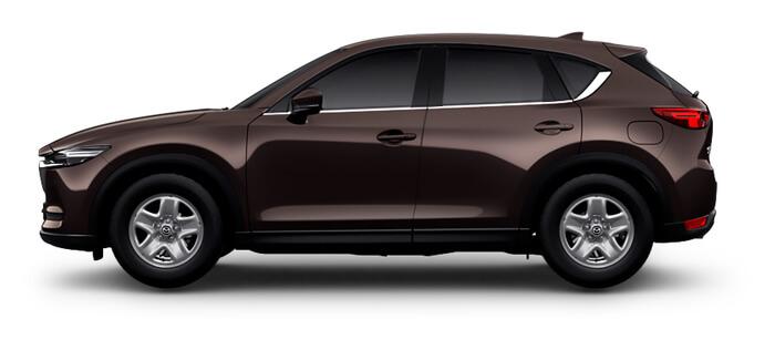 Mazda CX-5 2.0 AT AWD (150 л.с.) Supreme