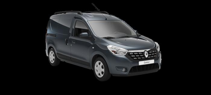Renault Dokker Van 1.6 MT (82 л.с.) Access