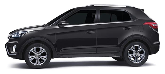 Hyundai Creta 2.0 AT 4WD (150 л. с.) Travel