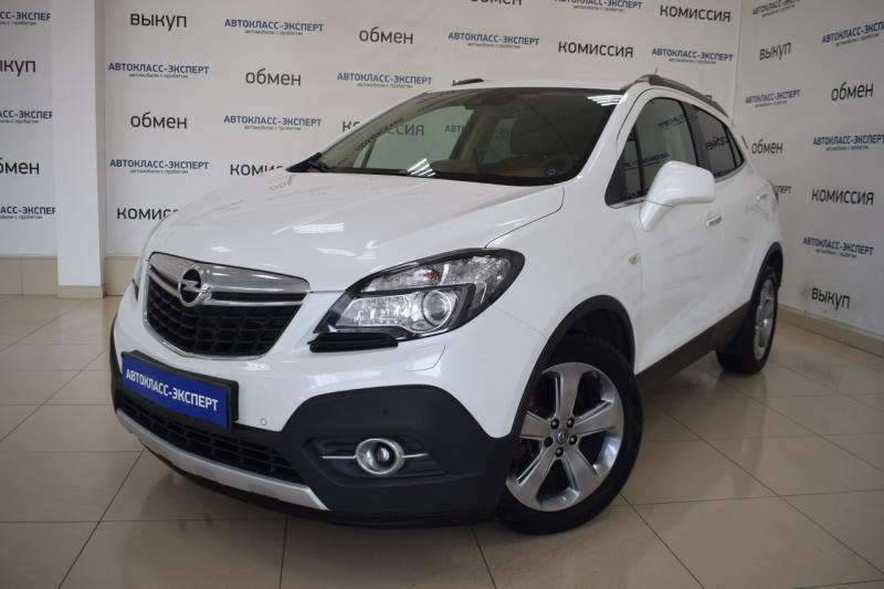 Opel Mokka 1.8 AT AWD (140 л. с.)
