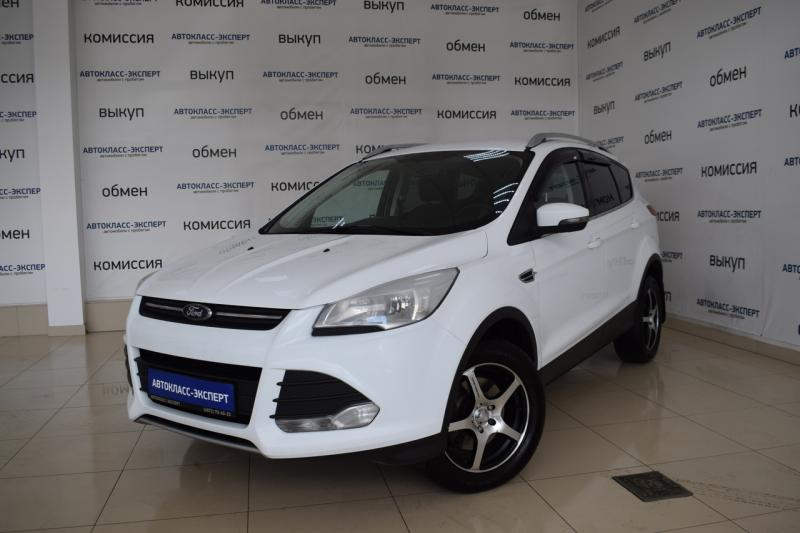 Ford Kuga 1.5 EcoBoost AT AWD (150 л. с.) Trend Plus