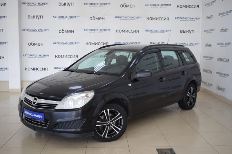 Opel Astra 1.3d MT (90л.с.)