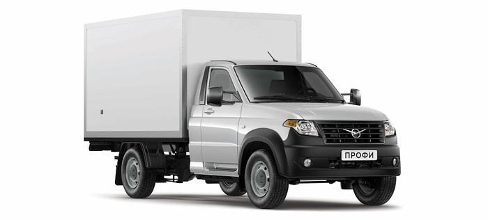 УАЗ Профи промтоварный 2.7 MT (143 л. с.) Бензин/Газ 4х4 Комфорт 4х4 ГБО