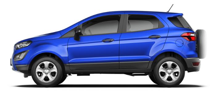 Ford Новый EcoSport 2.0 л., 148 л.с., 6-АКП 4WD Trend Plus