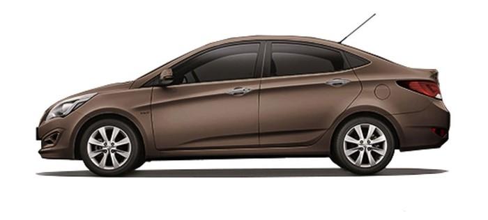Hyundai Solaris 1.6 MT (123 л.с.) Comfort