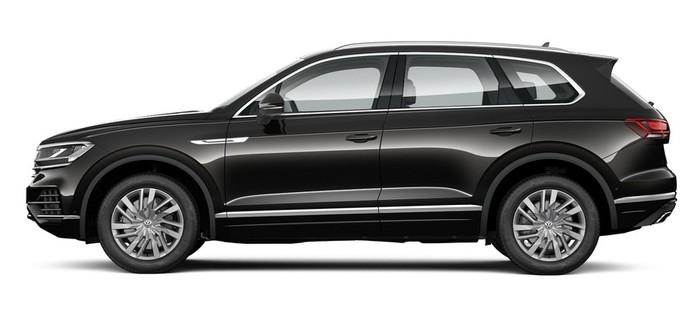 Volkswagen Новый Touareg 3.0 V6 TDI Tiptronic 4Motion (249 л.с.) Exclusive