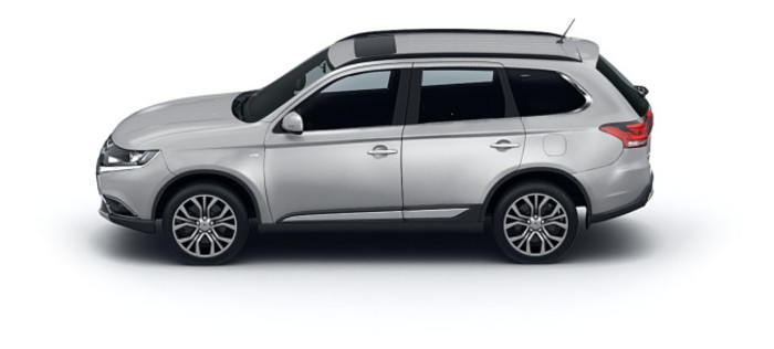 Mitsubishi Обновленный Outlander 2.0 CVT 4WD (146 л.с.) Instyle 4WD