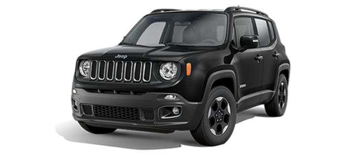 Jeep RENEGADE 2.4 AT 4x4 (175 л.с.) Trailhawk