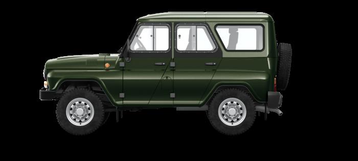 УАЗ Hunter 2.7 МТ 4x4 134,6 л.с. Классик БДИФ 2924-012