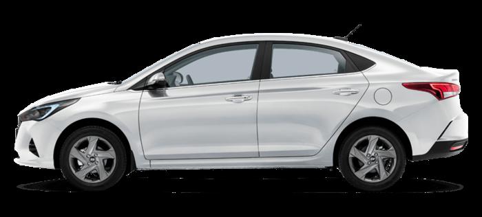 Hyundai Новый Solaris 1.6 AT (123 л.с.) Comfort