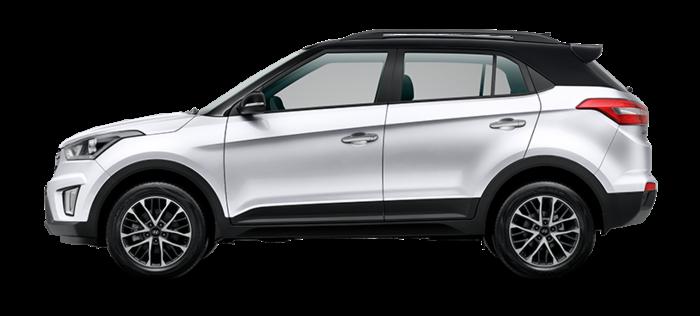 Hyundai Новая Creta 1.6 MT 4WD (121 л.с.) Active