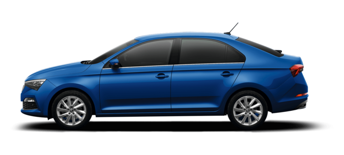 ŠKODA RAPID NEW 1.6 MT (90 л. с.) Active