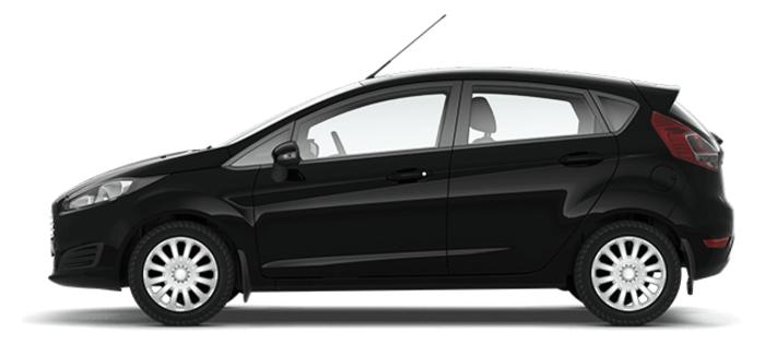 Ford Fiesta Хетчбэк 1.6 MT (105 л. с.) Trend