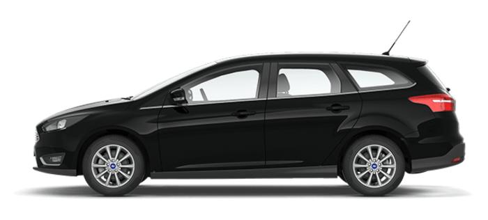 Ford Focus Универсал 1.6 Ti-VCT MT (105 л. с.) Trend