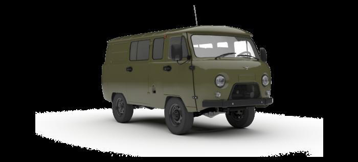 УАЗ Комби 5 мест 2.7 5MT (112 л.с.) Стандарт 552/660