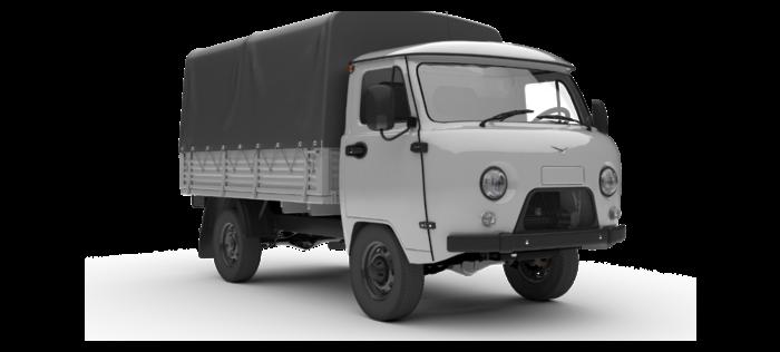 УАЗ Одинарная кабина с бортом 2.7 5MT (112 л.с.) Стандарт 552